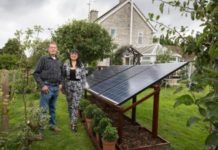 Couple from England Show How to Heat and Power Your Home With Self-Made Battery Pack
