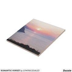 ROMANTIC SUNSET TILE
