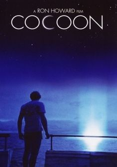 cocoon (1985)  When a group of trespassing seniors swim in a pool containing alien cocoons, they find themselves energized with youthful vigour.