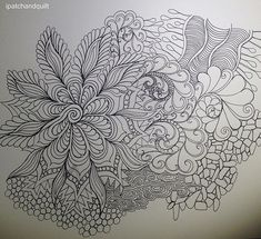Oodles of doodles part 1 | ipatchandquilt