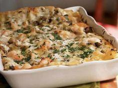 Lasagne aux fruits de mer au thermomix