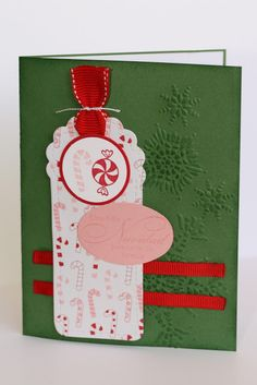 Designed by maryross: Un dulce para navidad PP68 e Inskpiration4U, christmas cards invitations, Hollywood bingo bits from stampin up, details and pics