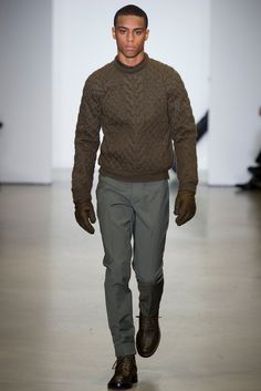 Calvin Klein Collection Fall 2014 Menswear - Collection - Gallery - Look 12 - Style.com