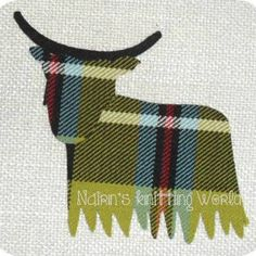 Thanks for looking and hopefully you will bag a bargain. This is for 3 pieces ( 1 Coo ) of CW2. Yellow Multi Coloured Tartan Woven Heavy Weight Wool