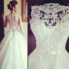 I love the top lace