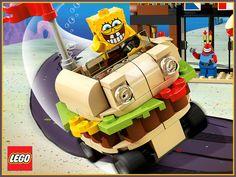 SpongeBob Lego !