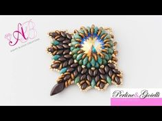 DIY Tutorial Sahara Sunset Pendant | 6° video in collaborazione con Perline & Gioielli - YouTube