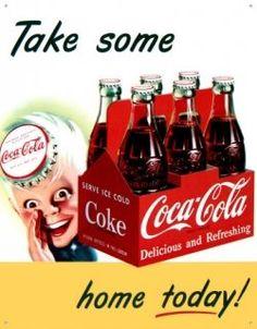 Vintage Coca Cola Classic