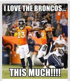 Denver Bronco Lover!