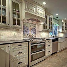 install glass tile backsplash kitchen how mosaic corners home design