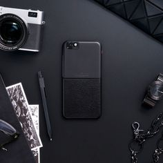 PegaCasa // iPhone Case // Mix + Match // Charcoal Black (6/6s)