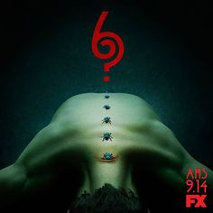 American Horror Story 6 // We're under your skin... #AHS6 #AHSFX…