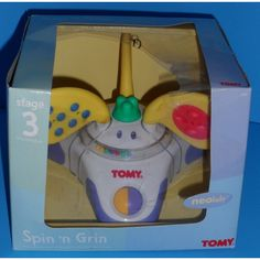 Tomy Spin 'n Grin Neobaby Stage 3