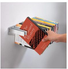 bookshelf that will save your page