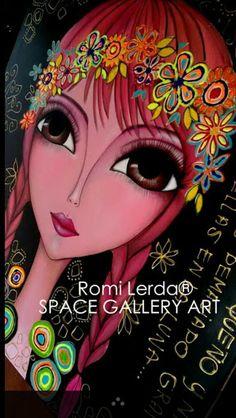 Resultado de imagen para romina lerda pinturas