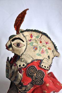 Zodiac rabbit chinese hat~Image © MAantique /Beijing Yaguan Art Center