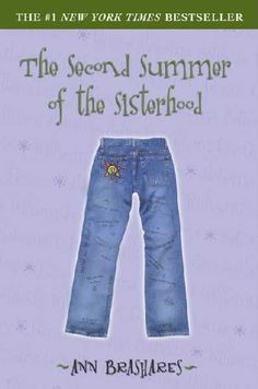 The Second Summer of the Sisterhood by Ann Brashares (from The YA Book Log)
