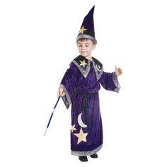 Magic Wizard Costume - 2T