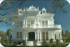victorian neoclassical home