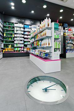 Farmacia Clock 2