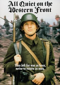 an analysis of the film all quiet on the western front directed by delbert mann All quiet in the western front download - author: kora louisa country best-selling it is based on the book of the same name by erich maria remarque the 1979 film was directed by delbert mannthe film has its check out our revolutionary side-by-side summary and analysis jan 13.