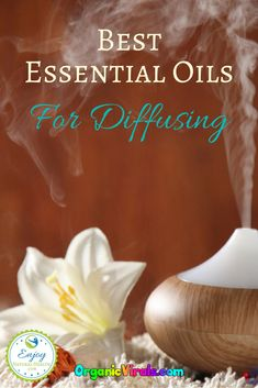 What You Need To Know About Diffusing Essential Oils - I diffuse essential oils in my home at least a couple of times a week. I love it! I use it to deodorize and to help heal. #essentialoils #diffuser #cleanair #healthyliving