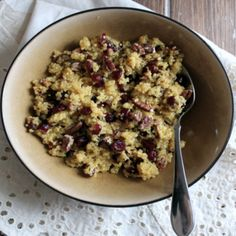 Kosher Recipe: Rosh Hashanah Quinoa | Gourmet Kosher Cooking