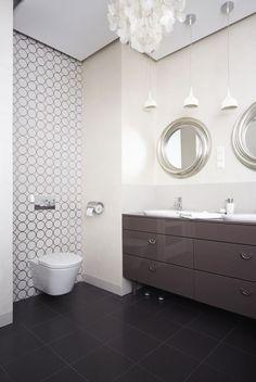Nowoczesne wnętrza - łazienka z wanną