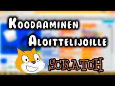 Scratch - opetusvideo aloittelijoille - YouTube