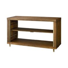 """Hammary Furniture - High Point, NC - FLASHBACK :: SOFA TABLE  276-925 50""""wx18""""dx30""""h"""