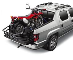 Motorcycle Bed Extender - 08L26-SJC-100A - College Hills Honda