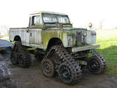 Land Rover Cuthbertson
