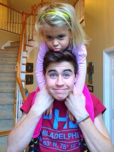 nash and skylynn grier...... Just adorable together #adorable_siblings❤❤