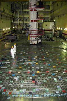 Reactor hall