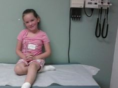 This is the fundraising site for my granddaughters medical bills. - Such a brave little girl with JRA | Medical Expenses - YouCaring.com