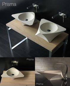 Modern Bathroom Sink By Bandini #furniture #bathroom