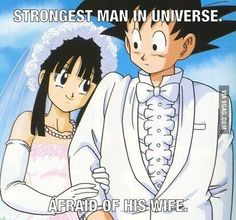 How I feel after watching the Dragonball series.