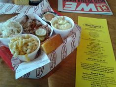 Food Fridays: Atlanta's Own Moe's Original Bar B Que!