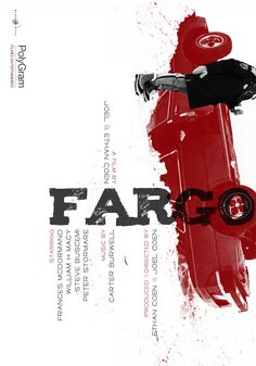 Fargo We Movie, About Time Movie, Film Movie, Minimal Movie Posters, Film Posters, Norman Rockwell, Fargo 1996, Non Plus Ultra, Coen Brothers