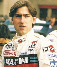 Henri Toivonen (1956 – 1986) A versatile driver, he could drive racing cars as well as rally cars. He contributed to the WRC Manufacturers title for Talbot in 1981. He died in a crash during the Tour de Corse 1986 while driving a Group B Delta S4. *wrote another pinner*