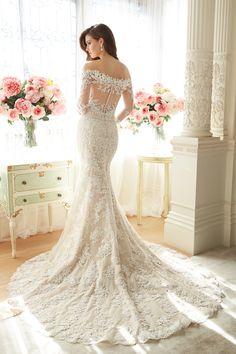 Sophia Tolli Wedding Dresses - Style Riona