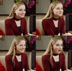 This is beautiful! That shirt Bri bri. Disney Channel, Sabrina Carpenter Style, Girl Meets World, Disney Stars, Celebs, Celebrities, Famous Women, Role Models, Hollywood
