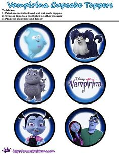 When Vampirina moves from Transylvania to Pennsylvania with her parents, this little vampire must find ways to adapt to human life, which isn't easy. Even the night time sleeping is a complic…