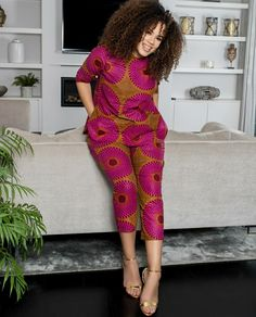 Fashion ideas for latest african fashion look 457 - Women's style: Patterns of sustainability African Fashion Designers, African Fashion Ankara, Latest African Fashion Dresses, African Print Fashion, African American Fashion, Africa Fashion, African Style, African Maxi Dresses, African Dresses For Women