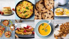 Bruk Opp Det Du Har I Kjøkkenskapet - TINE Kjøkken Monkey Bread, French Toast, Muffin, Frittata, Dessert, Cheese, Snacks, Breakfast, Cookies