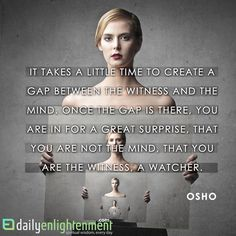 Your Daily #Enlightenment - Stay the course http://dailyenlightenment.com/quotes/author/osho/240/ #QuoteOfTheDay #Osho @Osho #Quote #Quotes #Mind