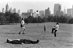 Central park - 1961