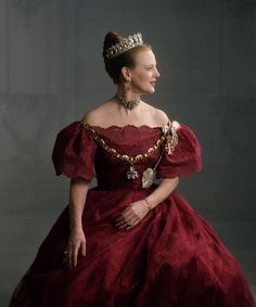 Danish Queen Margrethe