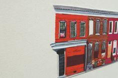 Embroidery - Stephanie Kelly Clark via pardalote