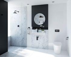 Bathroom Designs, Bathroom Ideas and Inspiration Gallery from Caroma Bathroom Goals, Bathroom Trends, Bathroom Inspo, Bathroom Interior, Bathroom Ideas, Bathroom Designs, Bathroom Showrooms, Bathrooms, Toilet Suites